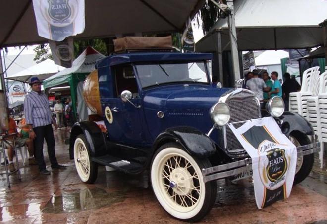Ford da década de 20 uma atração a parte