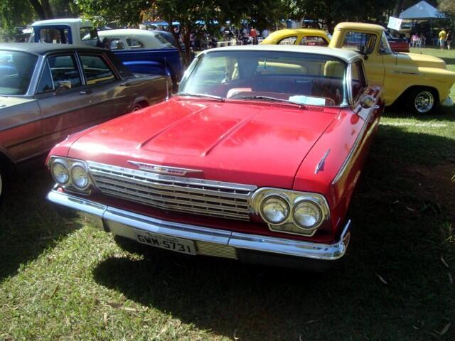 O Impala 1962 participou da produção da Rede Globo