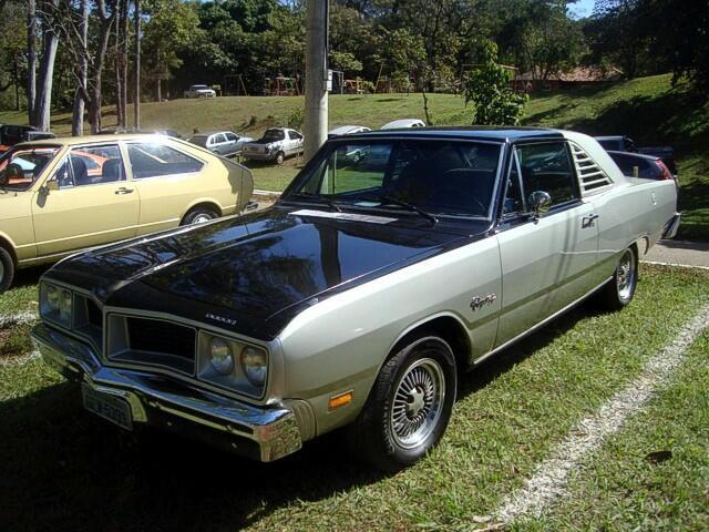 Foram fabricados apenas 125 Chargers R/T em 1979