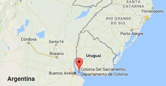 Colonia do Sacramento é passeio obrigatório para quem vai a Buenos Aires. Basta atravessar o Rio da Prata