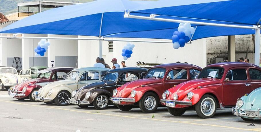 1º Encontro Air Cooled VW Day em Realengo, RJ