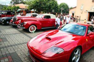 2º Encontro de Carros Antigos de Campos do Jordão - SP