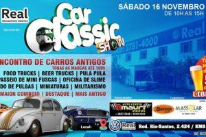 Encontro de Carros Antigos Itaguaí, RJ