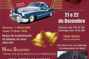 Encontro de Carros Antigos em Campinas, SP