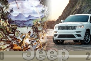Cronologia do Jeep