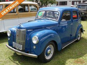 Ford Prefect 1952