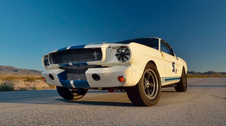 Mustang GT 350R 1965