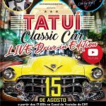 LIVE Tatuí Classic Car Drive in Edition