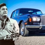 Rolls Royce 1970 Johnny Cash