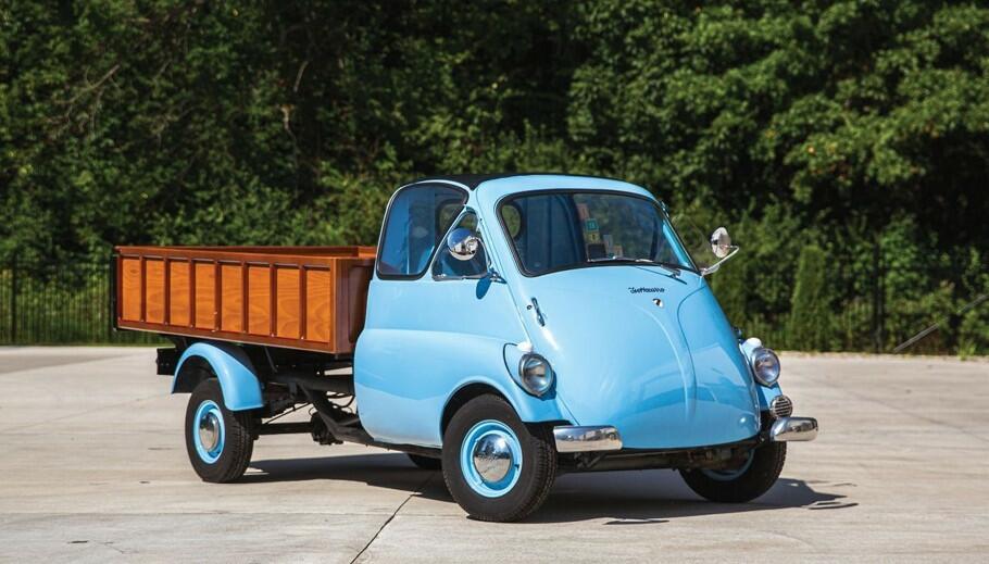 Isettacarro 500