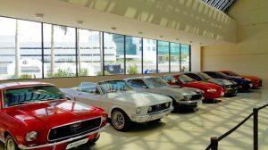 Encontro Anual Mustang