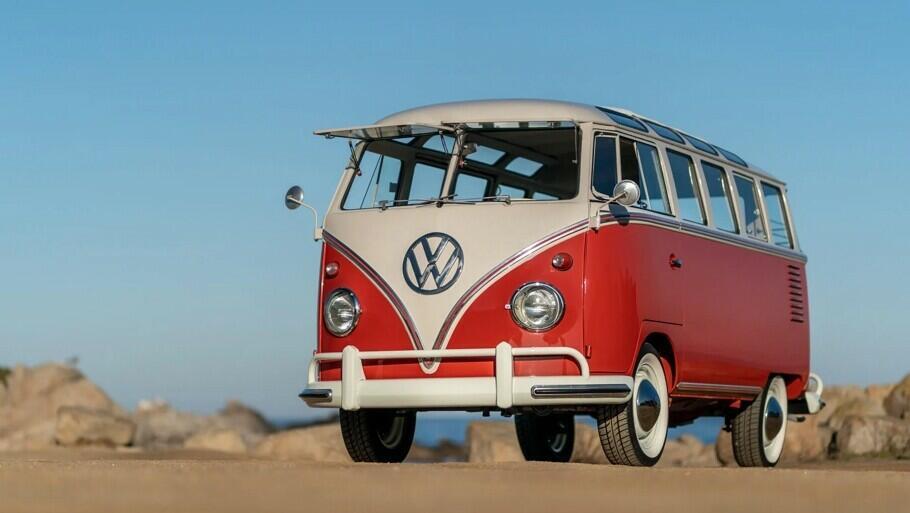 VW Kombi 750 mil reais