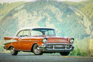 importação de carros antigos