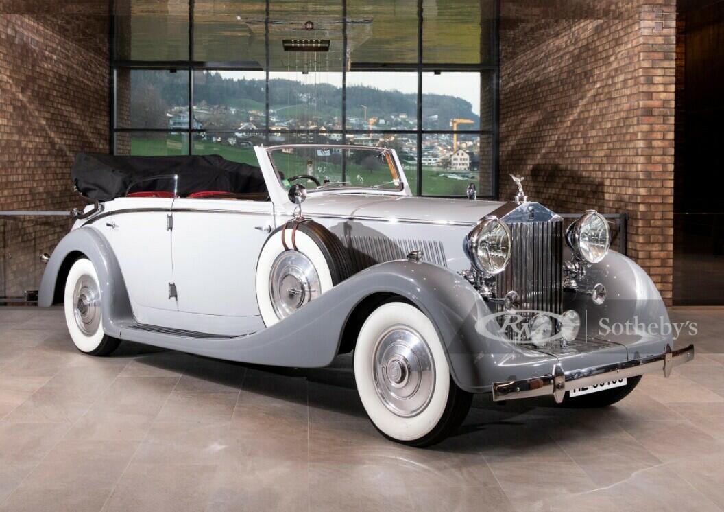Coleção Rolls-Royce e Bentley