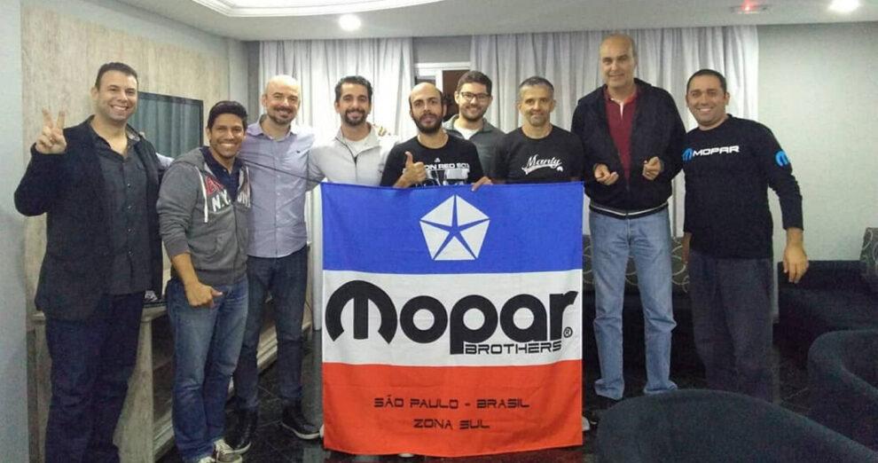 Mopar Brothers Brasil celebra seu 3º aniversário