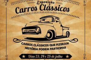 Exposição de Carros Clássicos Viana