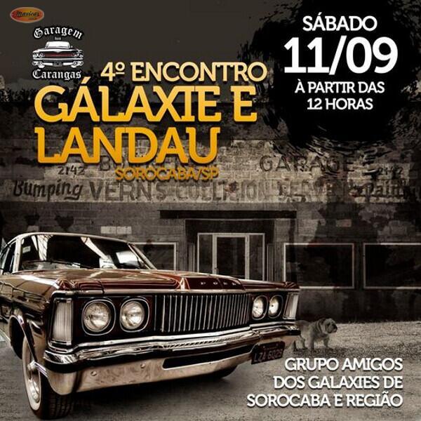 4º Encontro Galaxie e Landau - Sorocaba