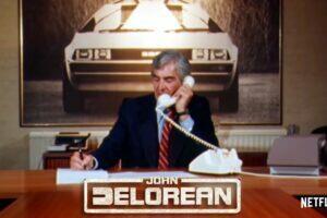 Netflix John DeLorean