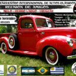 14º Encuentro Internacional de Autos Clásicos