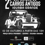 2ª Exposição de Carros Antigos em Iguaba Grande