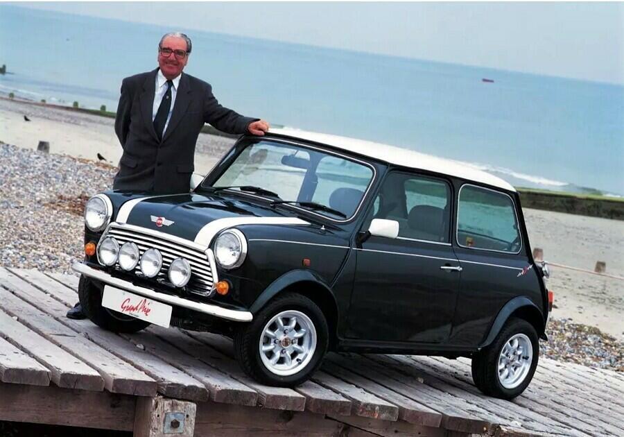 Mini Cooper 60 anos